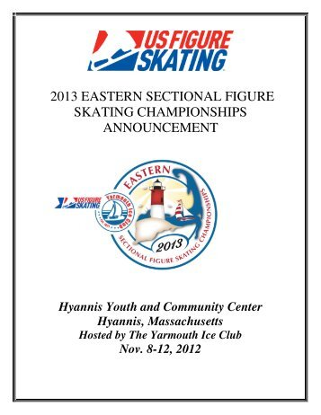 2013 EASTERN SECTIONAL FIGURE SKATING ... - US Figure Skating