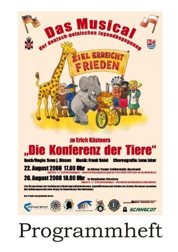 Programmheft - Kreis Herzogtum Lauenburg
