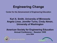 presentation slides - University of Washington