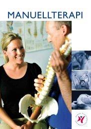 MANUELLTERAPI - Norsk Fysioterapeutforbund