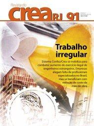 Trabalho irregular - Crea-RJ