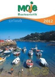 Passau – Wien – Budapest – Prag - Moje Bustouristik