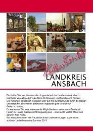 Für Kinder- und Jugendgruppen gibt es ... - Landkreis Ansbach
