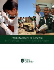 From Recovery to Renewal - New Orleans City Business