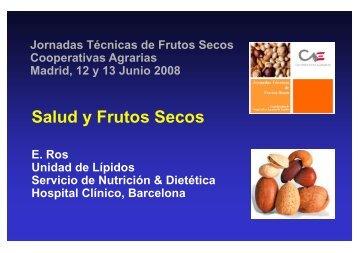 Salud y Frutos Secos - Cooperativas Agro-alimentarias