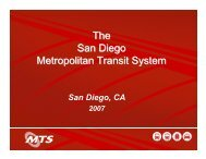 Metro Transit Systems