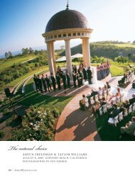 The natural choice - Inside Weddings