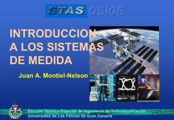 Introducción a los sistemas de medidas - Universidad de Las ...