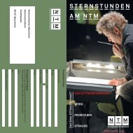 Dan-Ettinger-Paket - Nationaltheater Mannheim
