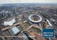 British Precast Olympics