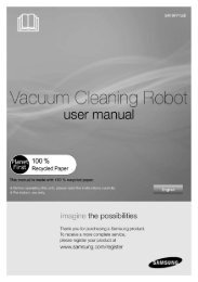 \/aouum Cleaning Robot - myRobotcenter