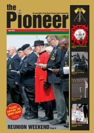The Pioneer - April 2010
