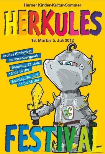 HERKULES-Broschüre 2012 - Stadt Herne