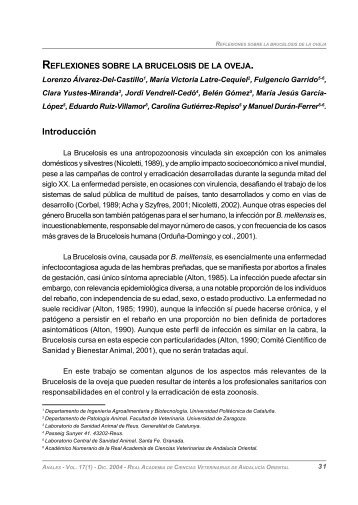 Álvarez Del Castillo,L., Latre-Cequiel,M. V., Garrido,F., Yustes ...