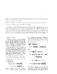 1. introduction 2. equations for qe scattering - Physics and ...