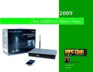 I-Box Z400W HD Media Player - Mpcclub.com