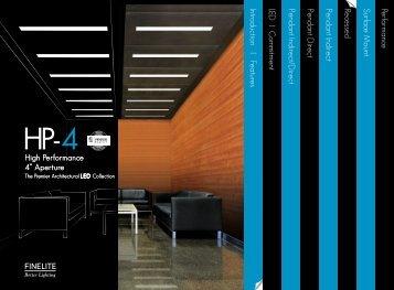 HP-4 Brochure - Finelite
