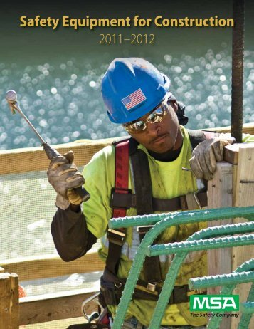 Safety Equipment for Construction - 5 Alarm Fire and Safety ...