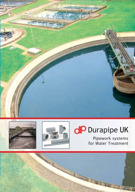 Durapipe Water Treatment - Plastic Systems