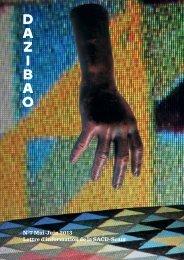 Dazibao 7 - Sacd