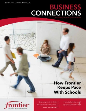 Business Connections - Education Edition - Frontier