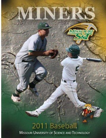 2011 BASEBALL.indd - Missouri S&T Athletics