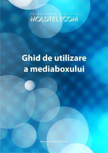 Telecomanda AMINO - Moldtelecom