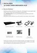 Ghid de utilizare Mood 400 - Moldtelecom - Page 4