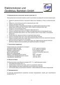1. Montage - EMB GmbH - Page 5