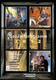 Gesamtprogramm 2012 als PDF