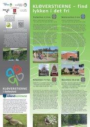 Download folder med kort over Kløverstierne i ... - Friluftsrådet