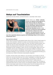 0211 Clearears Babyschwimmen