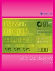 annual report 2008 - Alle jaarverslagen