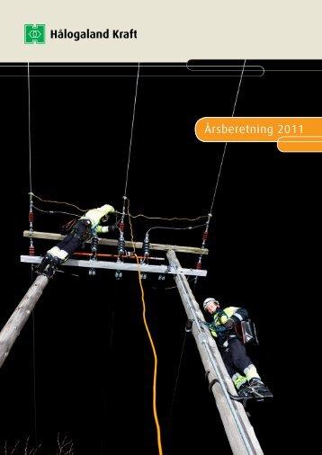 Årsberetning 2011 - Hålogaland Kraft