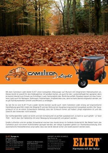 Cameleon M flyer - eliet