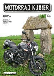 Motorradweihe in Bellenberg - Motorrad-Kurier