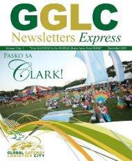 (Volume 2) GGLC Express Issue - Global Gateway Logistics City