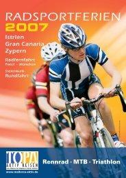 Rennrad · MTB · Triathlon - Mallorca Aktiv GmbH
