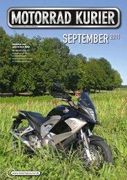 2011 10 Jahre Hirschle - Motorrad-Kurier