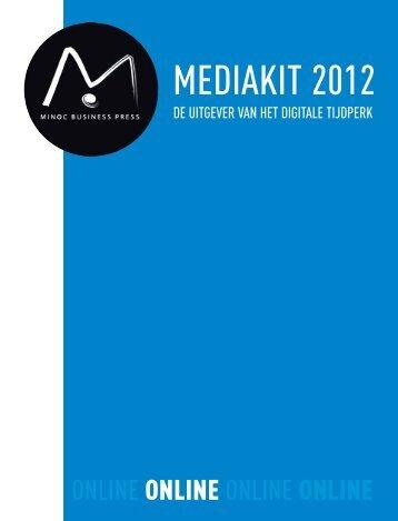 MEDIAKIT 2012 - Minoc