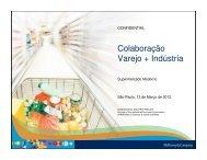 Colaboração Varejo + Indústria - Supermercado Moderno