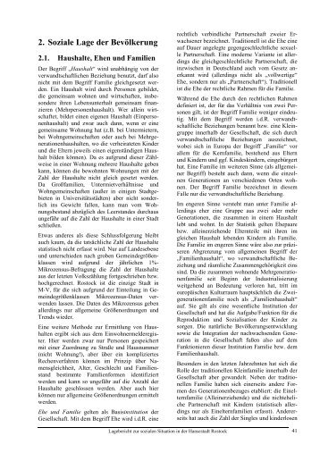 2. Soziale Lage der Bevölkerung - SOWI-Forschung & Evaluation
