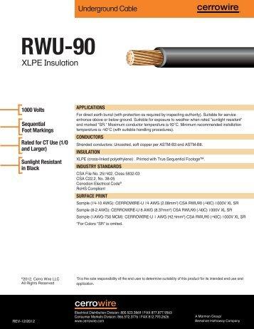 Generous Cerro Wire Recall Gallery - Electrical Circuit Diagram ...
