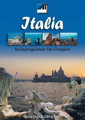 Reiseprogramme für Gruppen - Acampora Travel