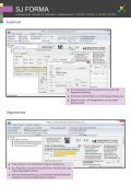 SJ FORMA - SJ Software GmbH - Seite 3