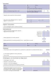 Ansøgningsskema til virksomhedsgodkendelse ... - EVU