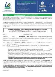 17-18 24-25 novembre 2012 - Riva del Garda Fierecongressi