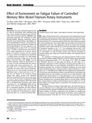 Effect of Environment on Fatigue Failure of Controlled Memory Wire ...