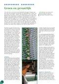 Groen en gevaarlijk - Vrienden van Blijdorp - Page 6