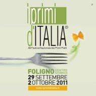 I Primi d - Agriturismi e Bed and breakfast in Italia